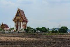 Historisk plats Thailand Arkivbild