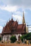 Historisk plats Thailand Arkivfoton