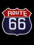 historisk route 66 Royaltyfria Bilder