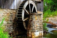 historisk sawmill arkivfoton