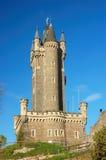 historisk slottdillenburg arkivbild