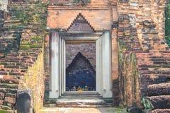 Historisk Sri thep parkerar Arkivbild