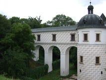 Historisk stad Arkivbild