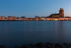 Historisk stad av dordrecht Royaltyfri Foto