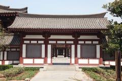 Historisk traditionell arkitektur Arkivbilder