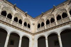historisk uteplats Royaltyfri Foto
