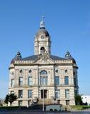Historisk Vanderburgh domstolsbyggnad Fotografering för Bildbyråer