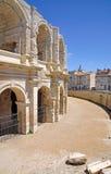 historiska amphitheaterarles Royaltyfri Bild