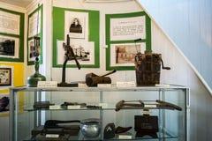 Historiska antikvitetobjekt Royaltyfria Bilder