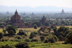 Historiska Bagan Arkivbild