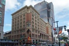 Historiska byggande Philadelphia Royaltyfri Bild