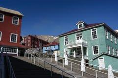 historiska byggnader Royaltyfria Foton