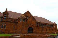 historiska byggnader Arkivbild