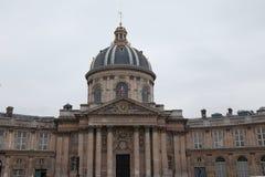 Historiska byggnader i Paris, Frankrike Royaltyfri Fotografi