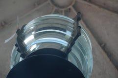Historiska Dor County Lighthouse royaltyfri foto