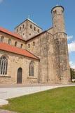 Historiska Hildesheim Royaltyfri Fotografi