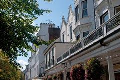 Historiska kungliga tunbridgebrunnar Royaltyfria Bilder