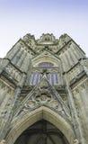 Historiska kyrkliga San Sebastian Fotografering för Bildbyråer