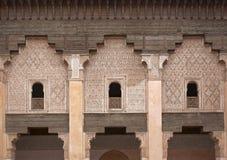 Historiska Madrasa Arkivfoto