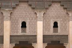 Historiska Madrasa Arkivfoton