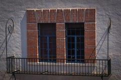 Historiska Santa Fe New Mexico Royaltyfri Bild