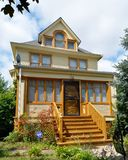 Historiska Sullivan House Arkivbilder