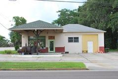 Historiska Wauchula Florida Arkivbilder