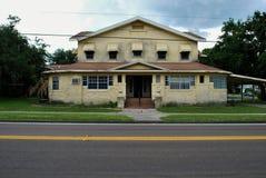 Historiska Wauchula Florida Royaltyfri Fotografi