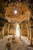 historiskt bad Banys araber i Palma de Mallorca royaltyfri foto