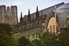 historiskt byggande Arkivbilder