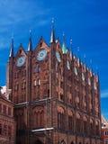 historiskt byggande Royaltyfri Fotografi