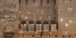 historiskt byggande royaltyfria foton