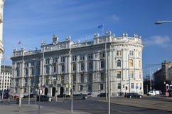 historiskt byggande Royaltyfri Bild