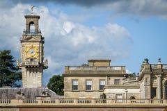 Historiskt Cliveden hus, England arkivbild