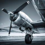 historiskt flygplan arkivfoton