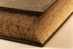 historiskt gammalt för bok Arkivfoto