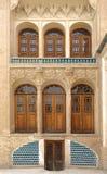 historiskt hus Royaltyfria Foton