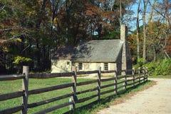 historiskt hus Royaltyfri Foto