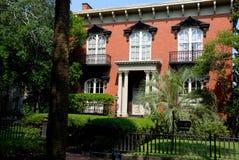 historiskt hus arkivfoton