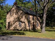 historiskt hus arkivbilder