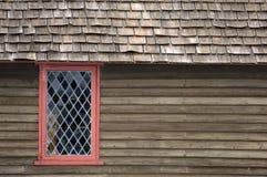 historiskt hus salem Fotografering för Bildbyråer