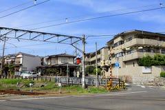 historiskt japan japanskt kyoto för arkitektur ställe Arkivfoto