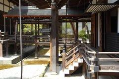 historiskt japan japanskt kyoto för arkitektur ställe Arkivbilder