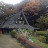 historiskt japan japanskt kyoto för arkitektur ställe Arkivfoton