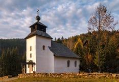 Historiskt kapell arkivfoton