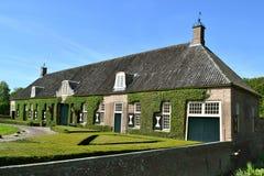 Historiskt lagledarehus. royaltyfri bild