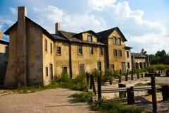 historiskt landskap Fotografering för Bildbyråer