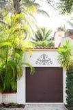 Historiskt Miami Beach hem Arkivfoton