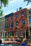 Historiskt radhus i Philadelphia, Pennsylvania royaltyfri bild