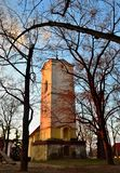 Bell står hög Royaltyfri Fotografi